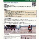 感染予防に配慮した小学校の体育学習「ボール運動系(ゴール型)」編